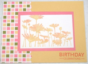 This card was created by MaryBeth Kiernan.
