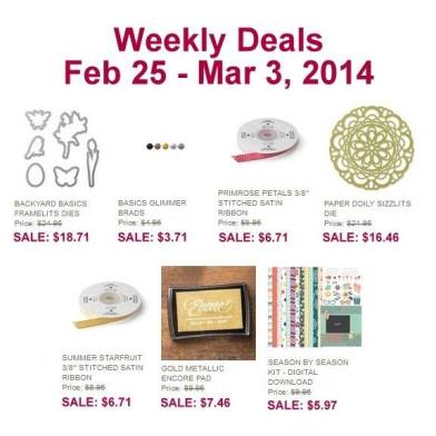weekly deals Feb25